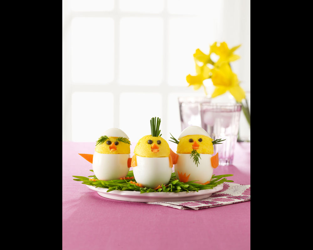 Decorating the table: DIY ideas for the Easter brunch charm | Food ...