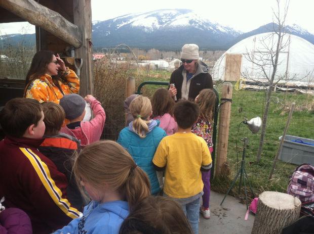 Homestead Organics Farm owner Laura Garber
