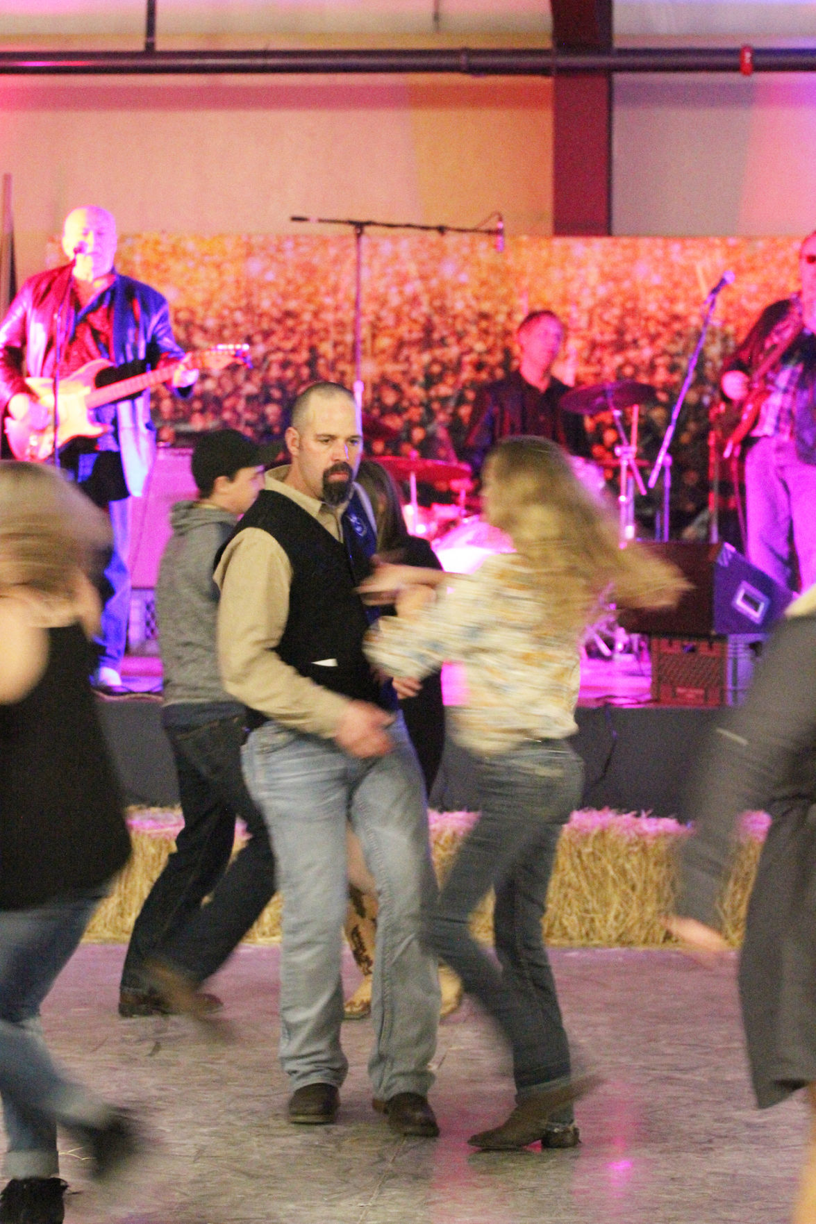 Bitterroot Cowboy Ball Dancing