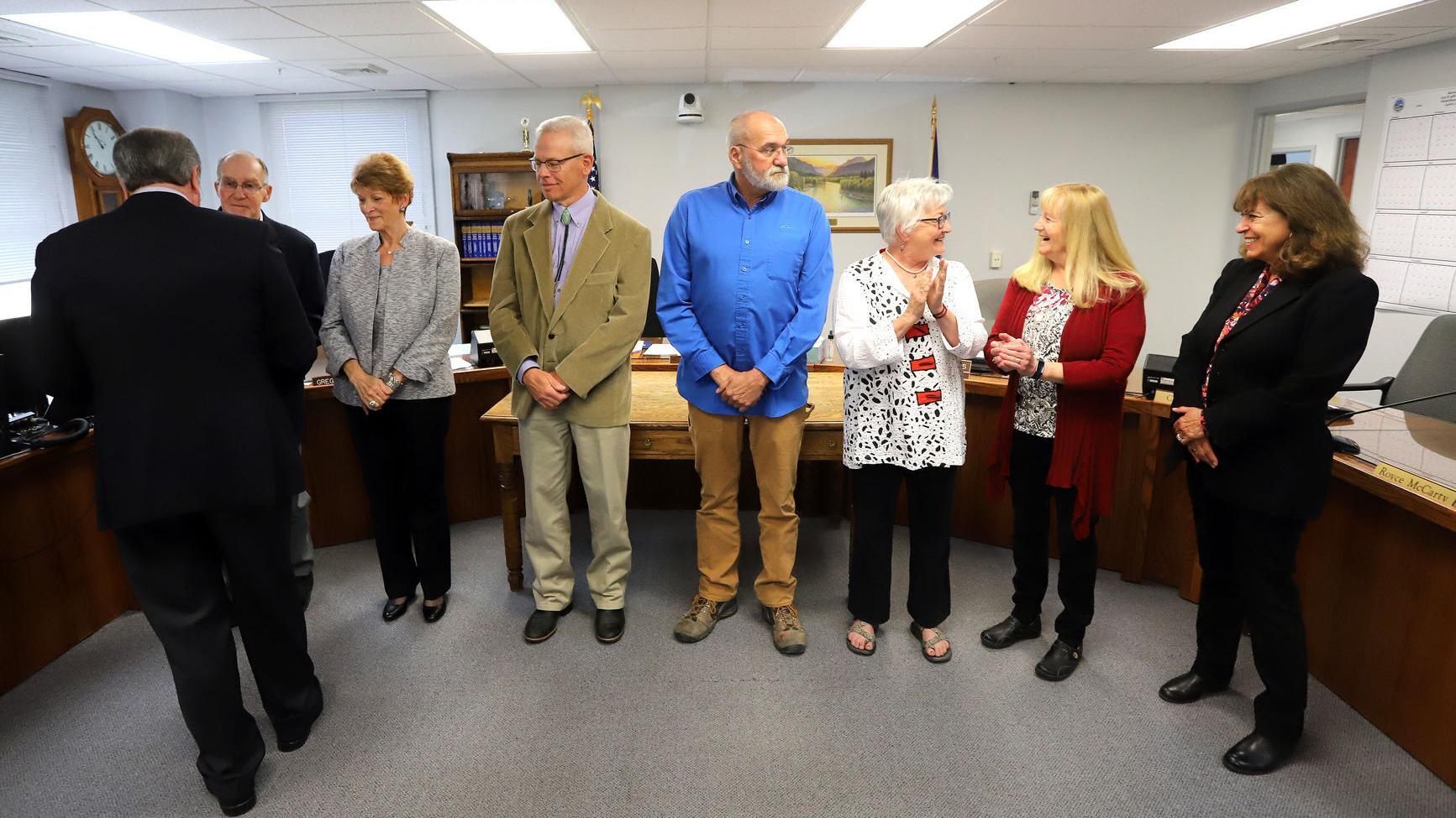 Dream come true: Bitterroot College trustees sworn in