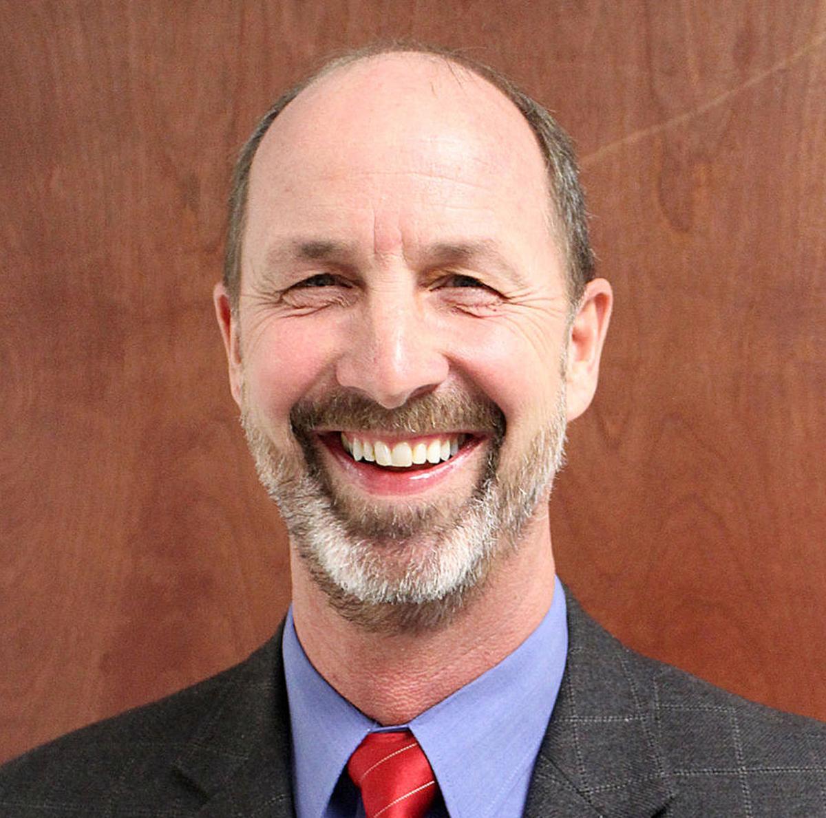 Commissioner Greg Chilcott