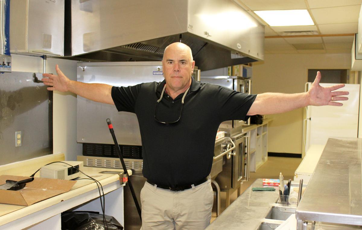 FCHS Bond Scully Kitchen
