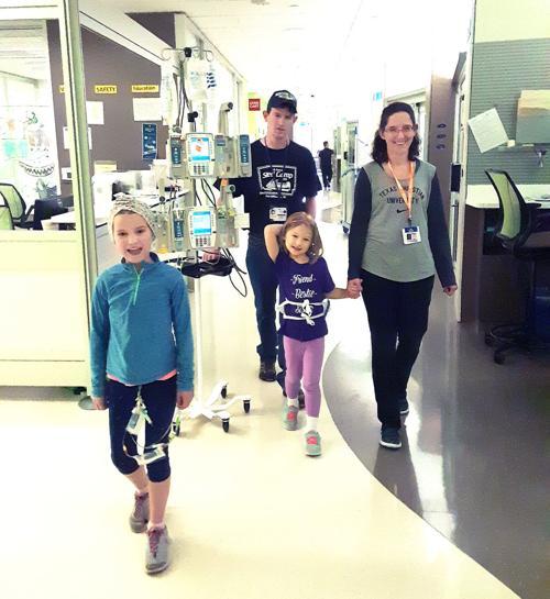 Stevensville holds fundraiser for third-grader battling leukemia