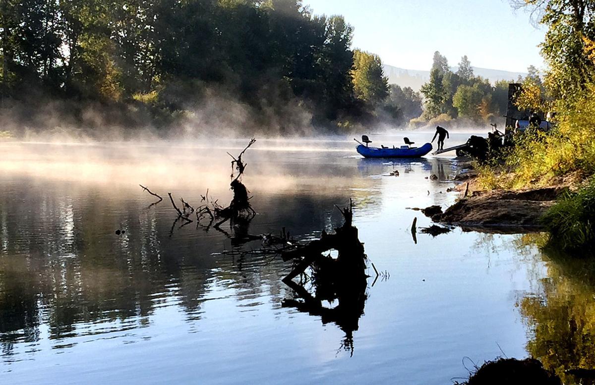 Fall fishing in full swing