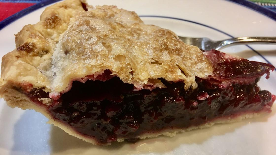 Most wonderful time of the year: Huckleberry pie time!