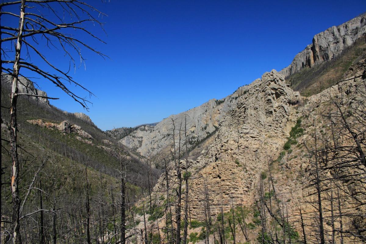 Meriwether Canyon