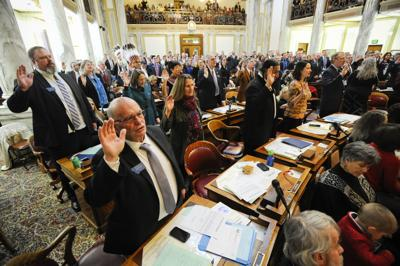 Legislature starts in Helena