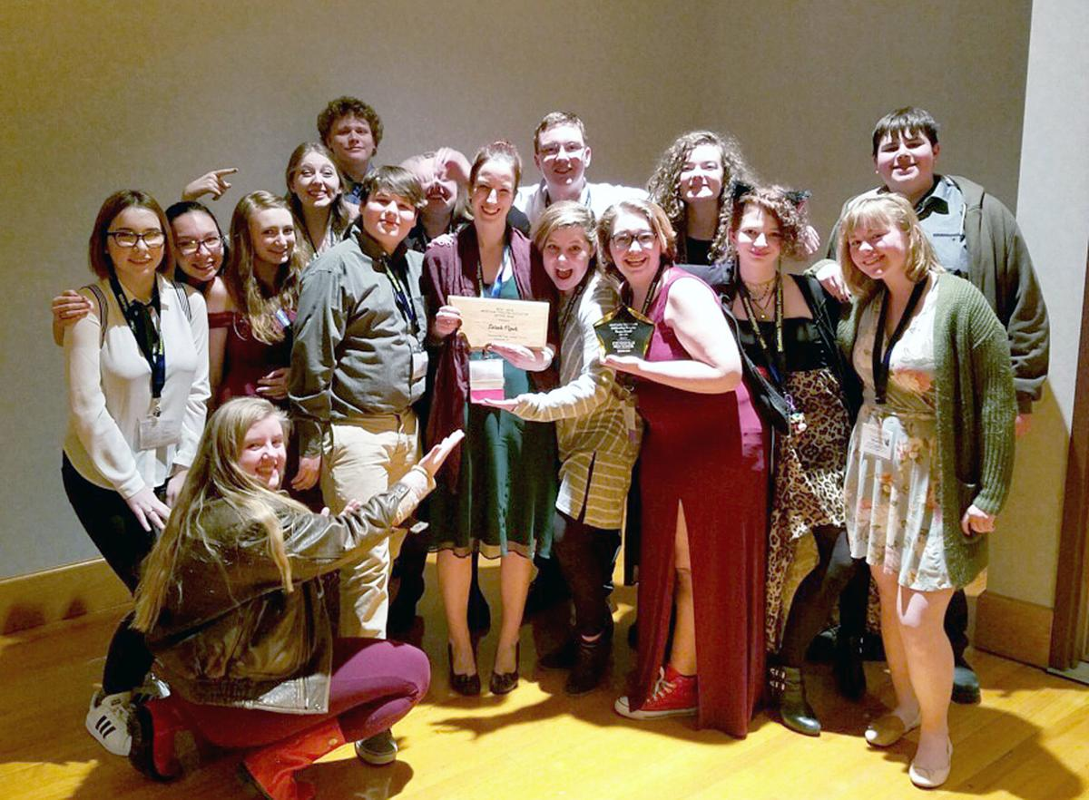 SHS Thespians WIN