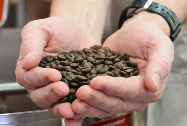 Courtroom to coffee: Former lawyer opens specialty coffee roasting service
