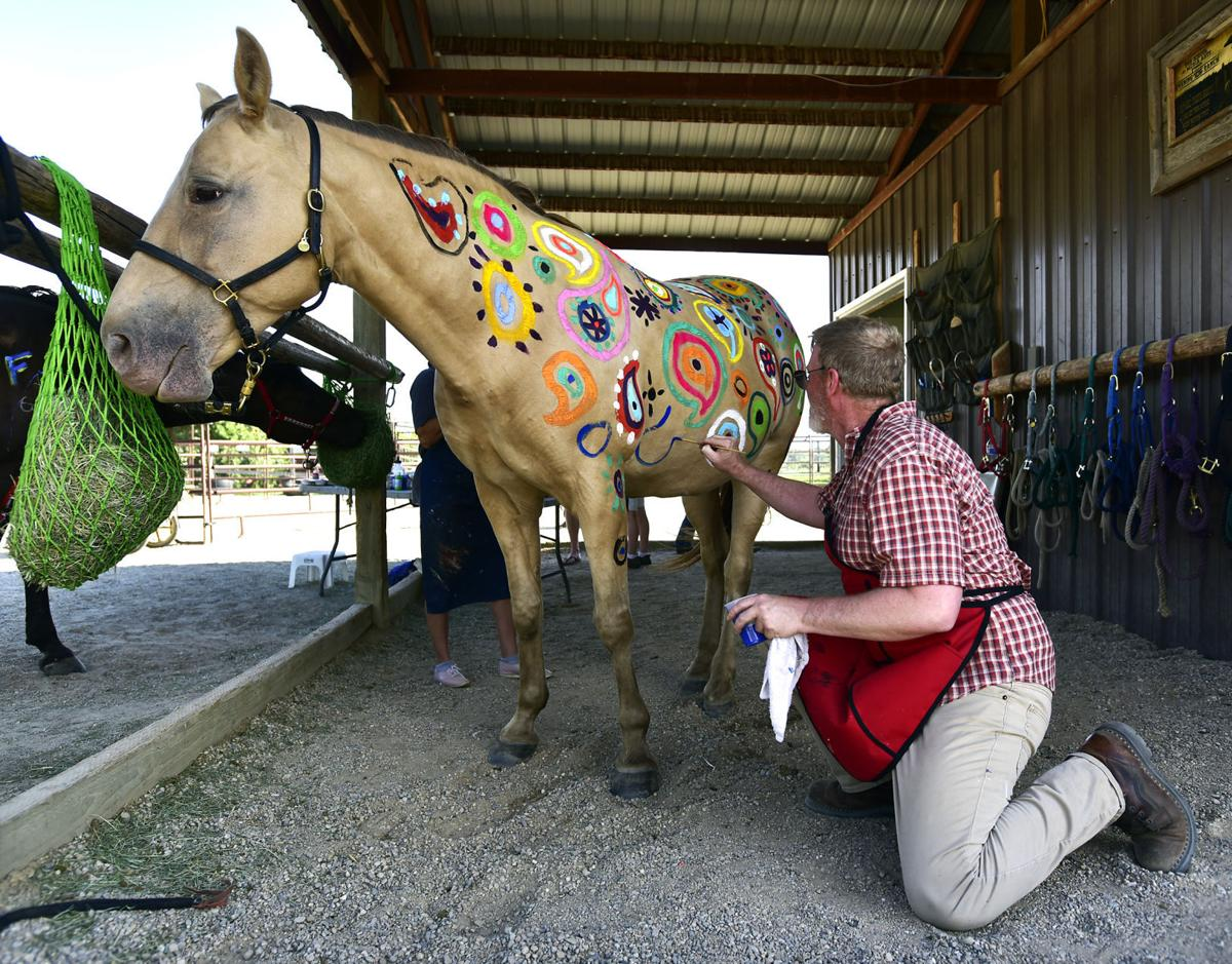 072716-mis-nws-horse-painting-01-lead
