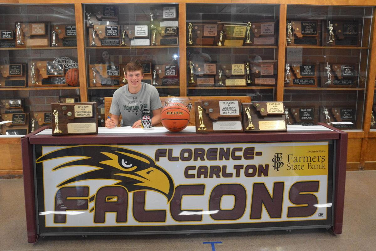 Cody Liles sign's letter of intent