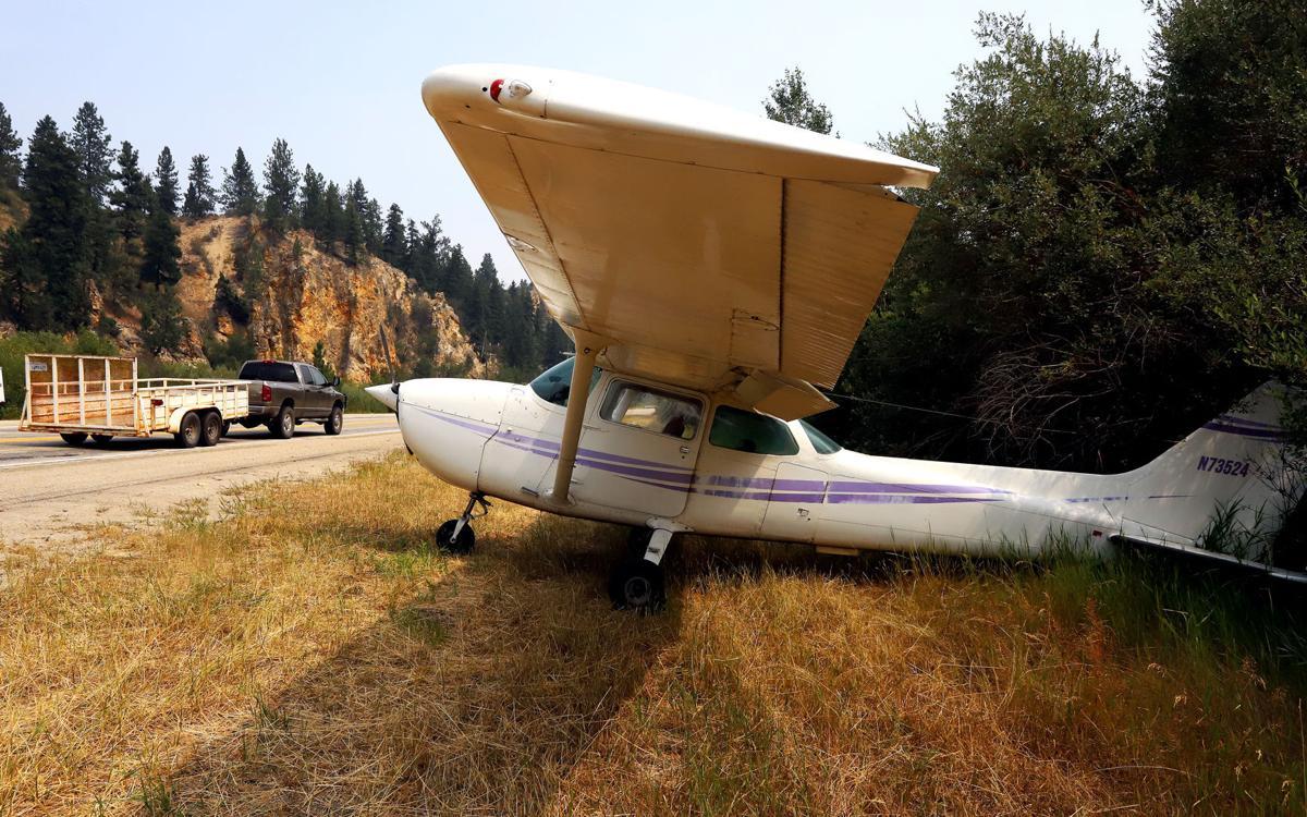 Emergency airplane landing lands two Helena residents in jail