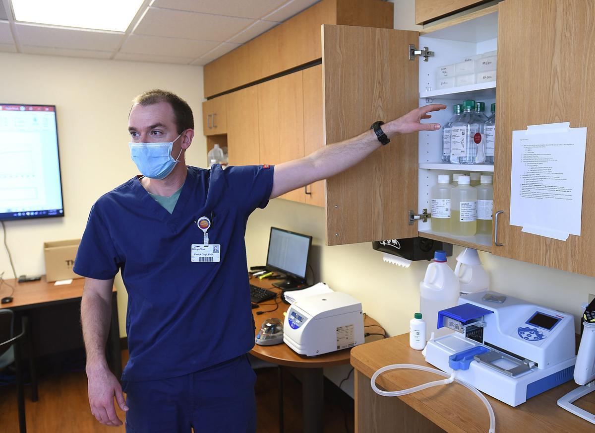 Clinic testing