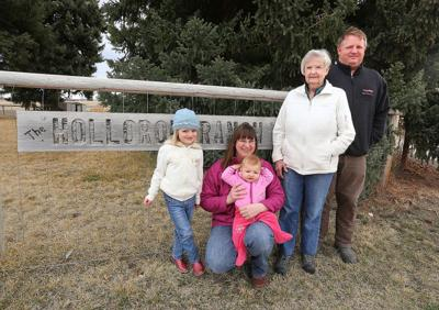 Family legacy: Corvallis family works to preserve agricultural heritage of ranch