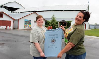 RC Fair Beth T-shirt and Melissa