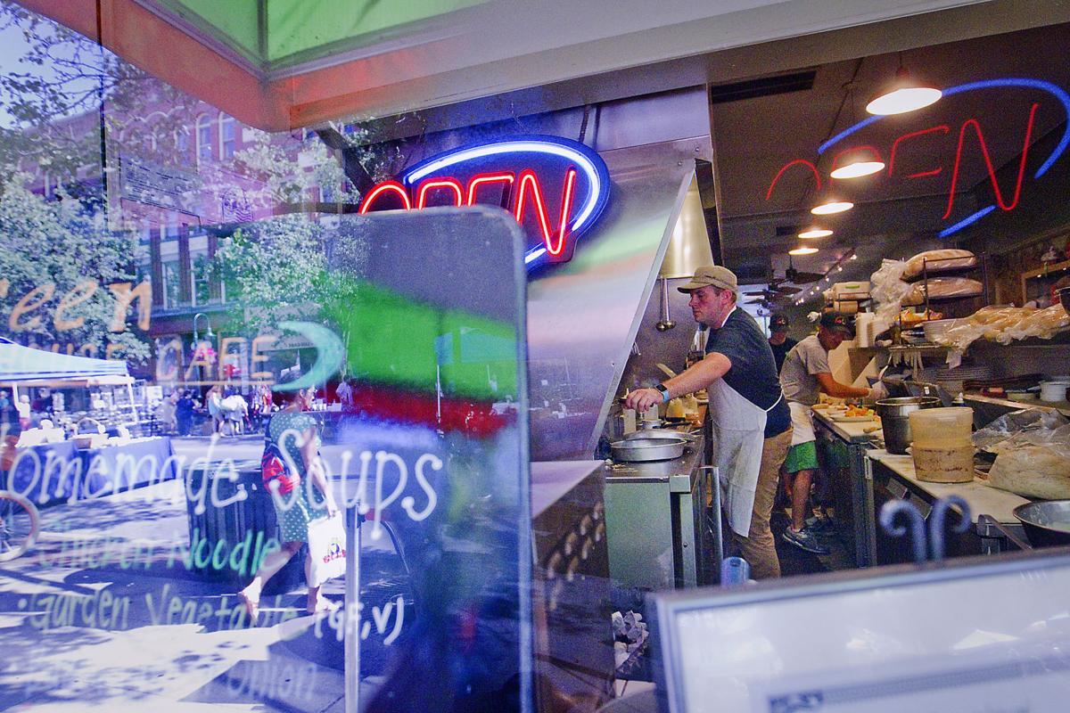 Greenhouse Cafe Traverse City Breakfast Menu