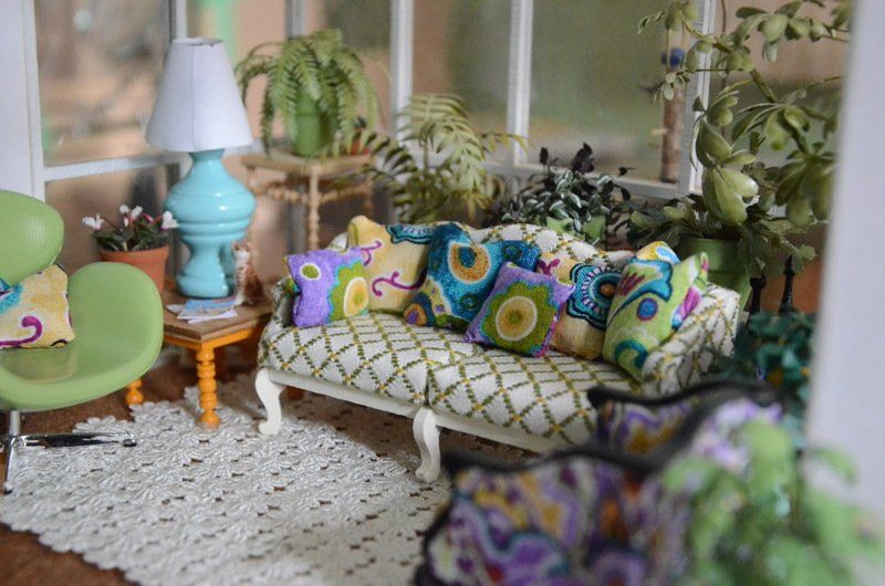 Model house so detailed some confuse it with real thing | Lifestyles on