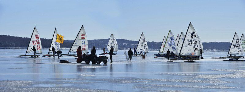 Ice, wind and speed | GT Scene | record-eagle com