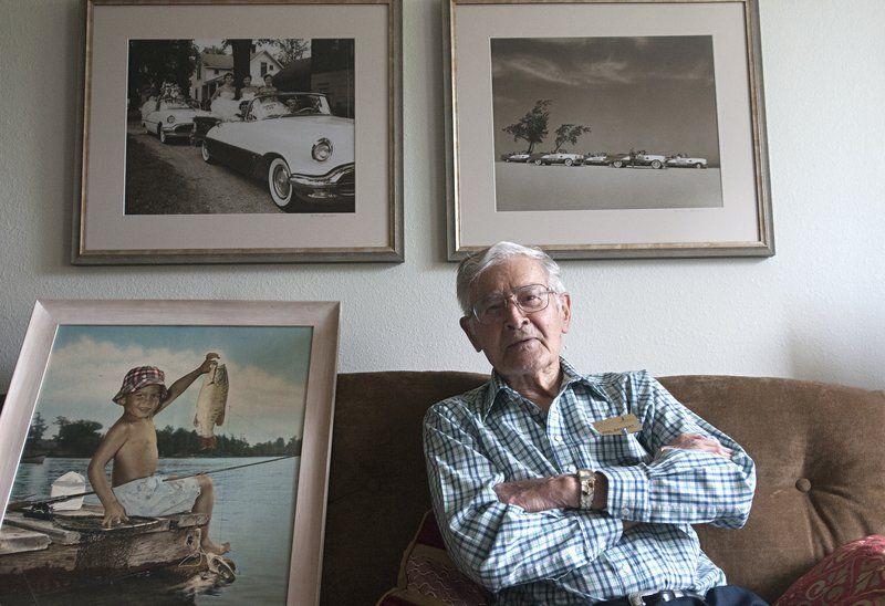 Longtime TC photographer turns 100