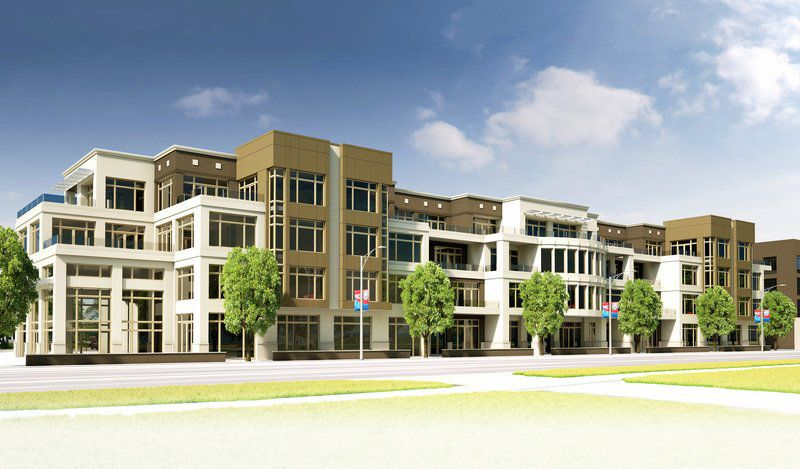 Construction slated for Warehouse District