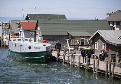 TCR Leland Fishtown and Seiches
