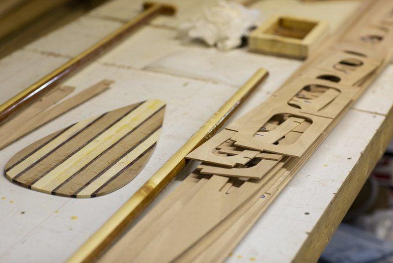 Water Art: Handcrafted boards, boats make a splash