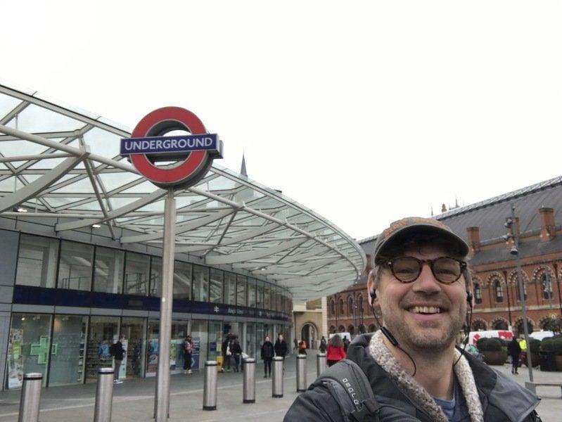 Benzie's Stoltz heads for UK on first Changemaker Fellowship