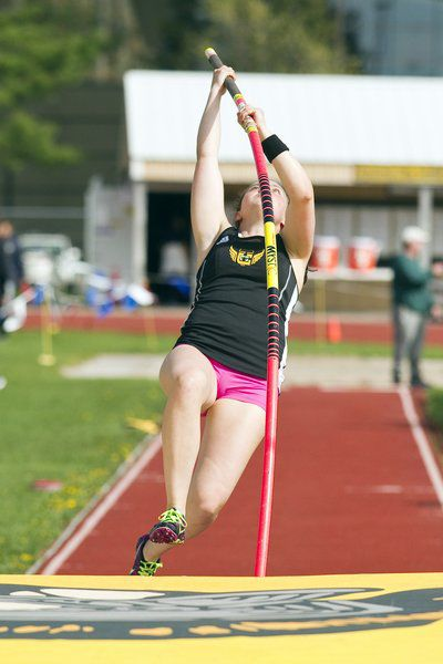 West girls win 1st BNC track title since '03
