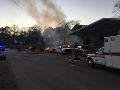 Gas explosion rocks Alabama city, resulting in 1 dead and 3 injured