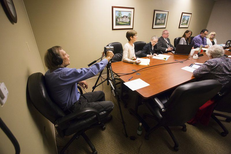 Family member pays to televise board meetings