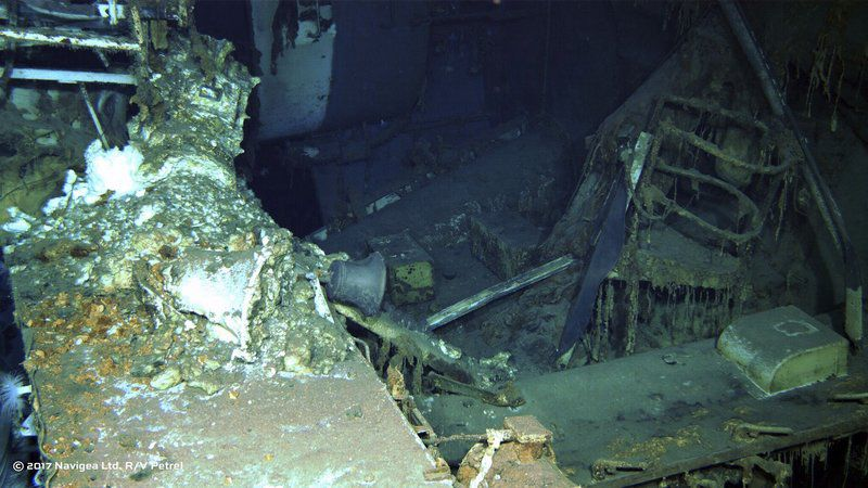 Discovering the USS Indianapolis