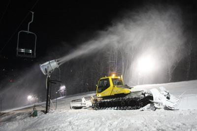 Ski resorts wager $1,000 for charity
