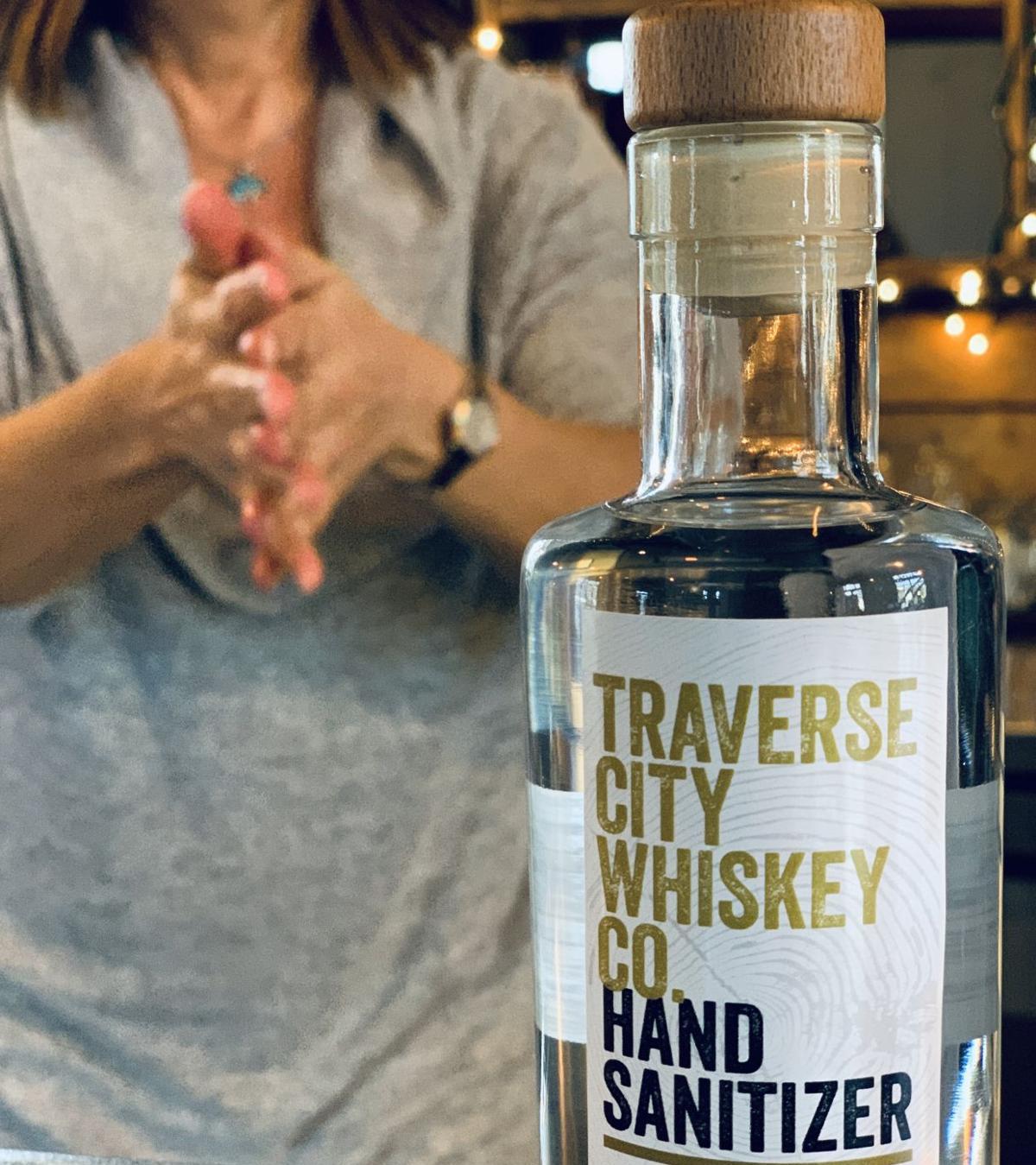 TC Whiskey Company hand sanitizer (copy)