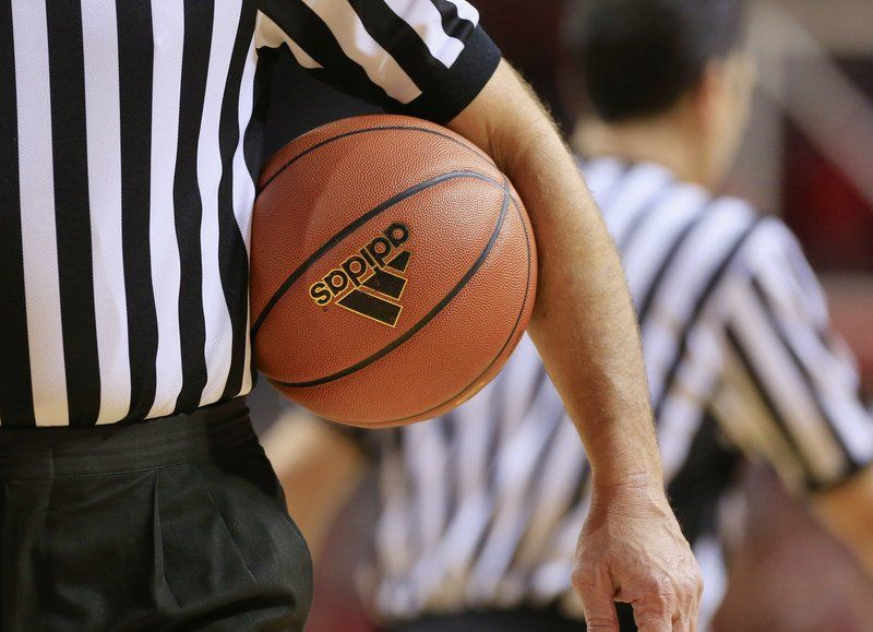 Shooters find not every basketball is same in college game