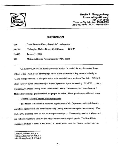 update legal opinion odgers tadl appointment invalid local news record eaglecom