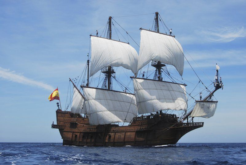 Image result for spanish galleon