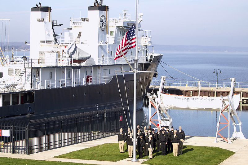 Great Lakes Maritime Academy anchored by past, sails toward future