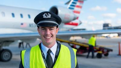 NMC alumnus named chief pilot
