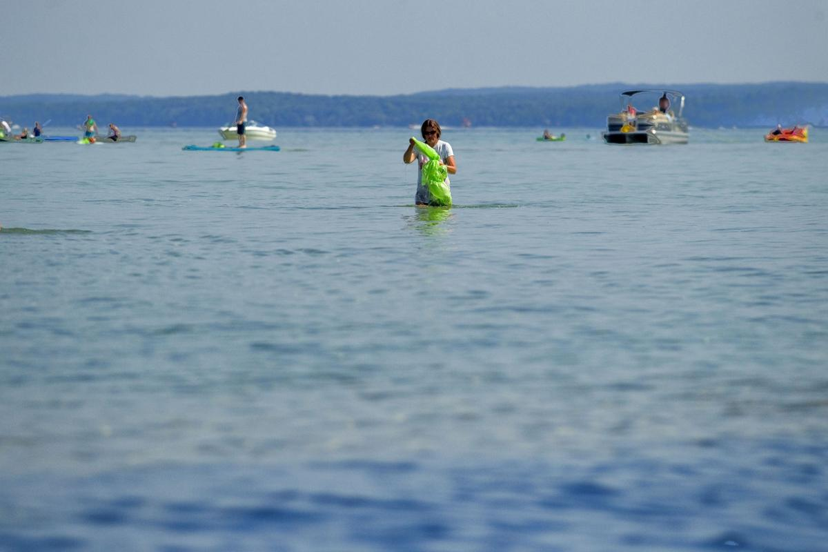 TORCH LAKE CLEANUP