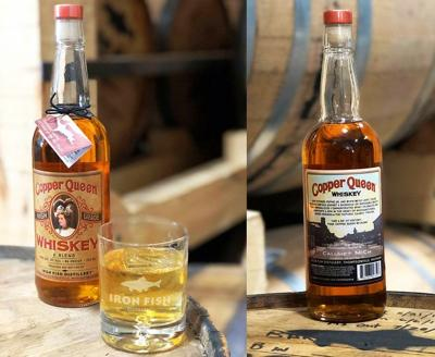 Iron Fish Distillery launches new whiskey