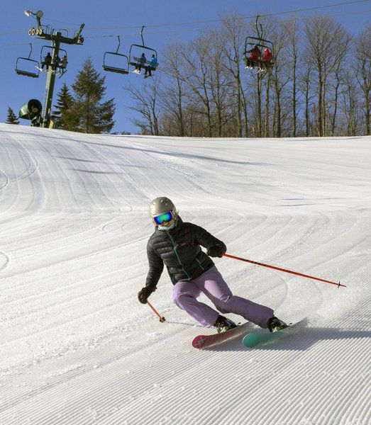 On the Trail: The snow scoop: Ski areas off to fast start with early powder, big improvements