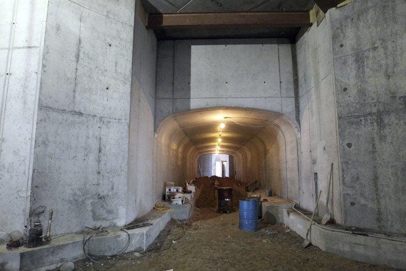 Villa Mari continues construction