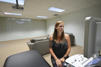 Ultrasound studio offers 'bonding time'