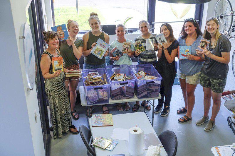 Nonprofit emphasizes power of literacy