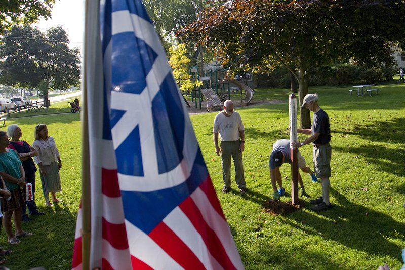 TC vets group hosts International Day of Peace events