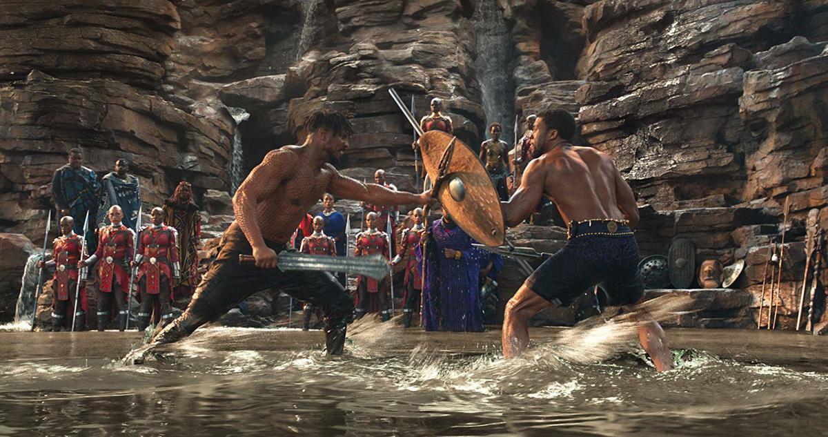 Black Panther on Disney+