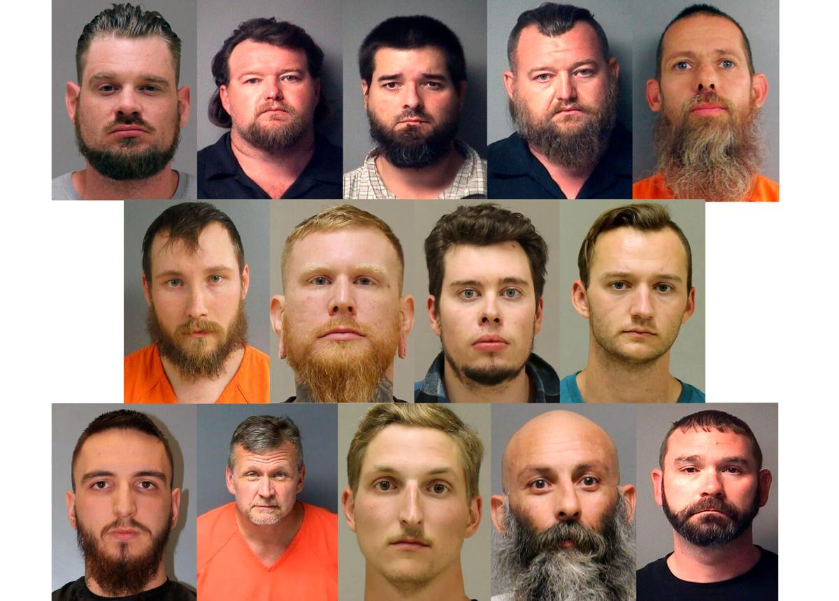 14 charged in Whitmer plot composite