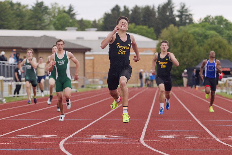 Traverse City Central forced to forfeit boys track and field title