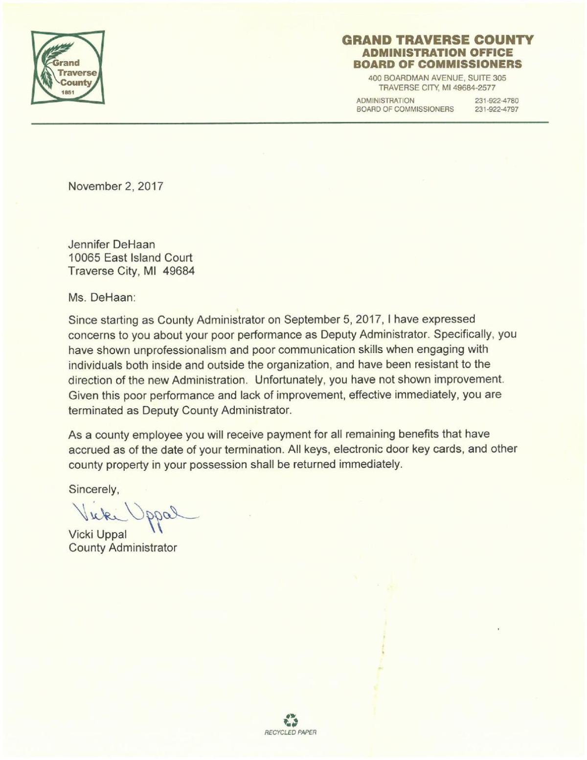 Letter Of Employee Termination from bloximages.chicago2.vip.townnews.com