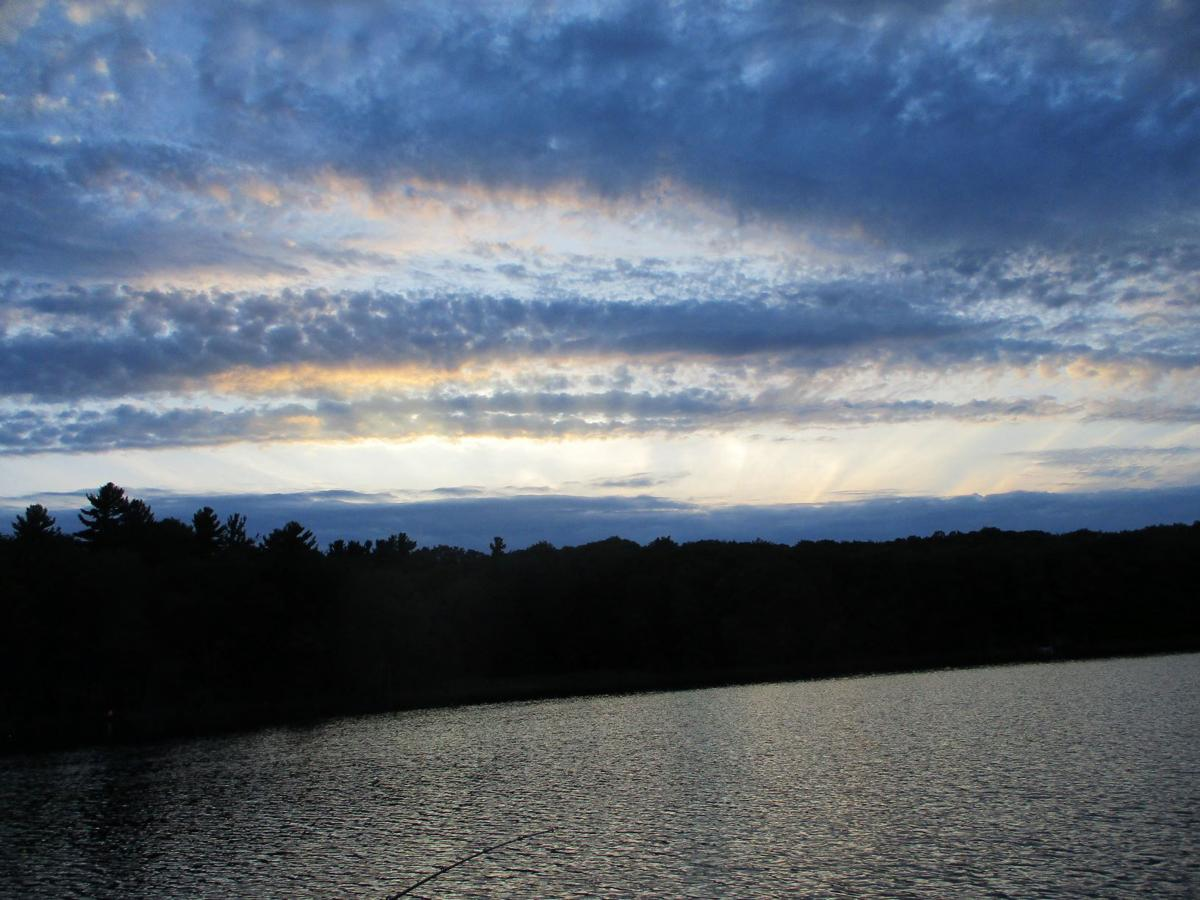 goeyes101520This cloud formation had 2 formations in long strips, parallel with separation.   Seen in the Lake Ann areaGary Logsdon.jpg